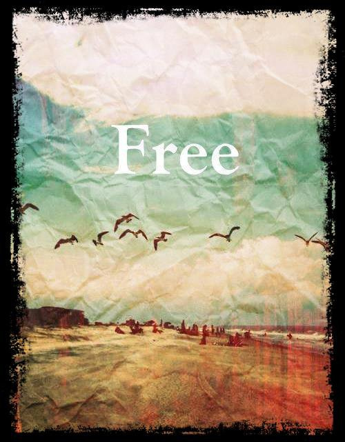 Be free ♥