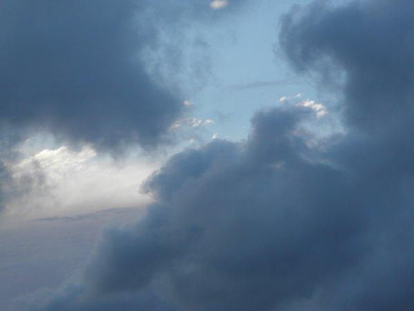 forme de nuages