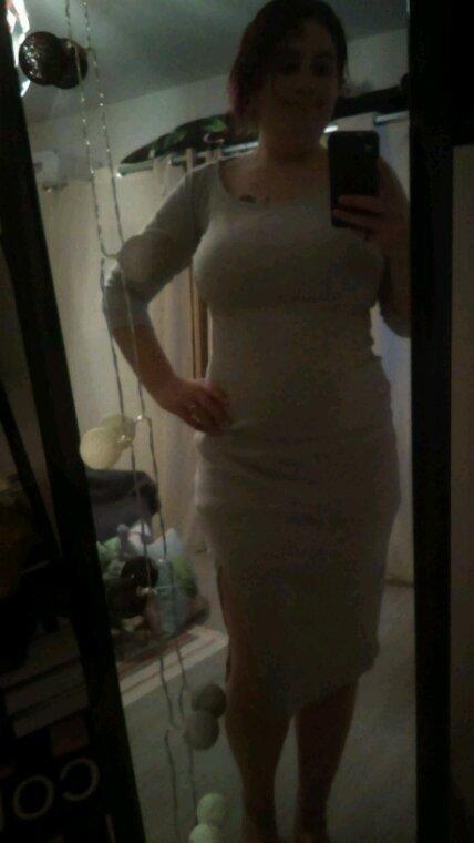 Nouvelle robe