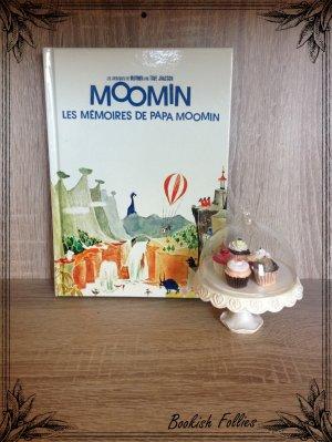Les mémoires de Papa Moomin de Tove Jansson