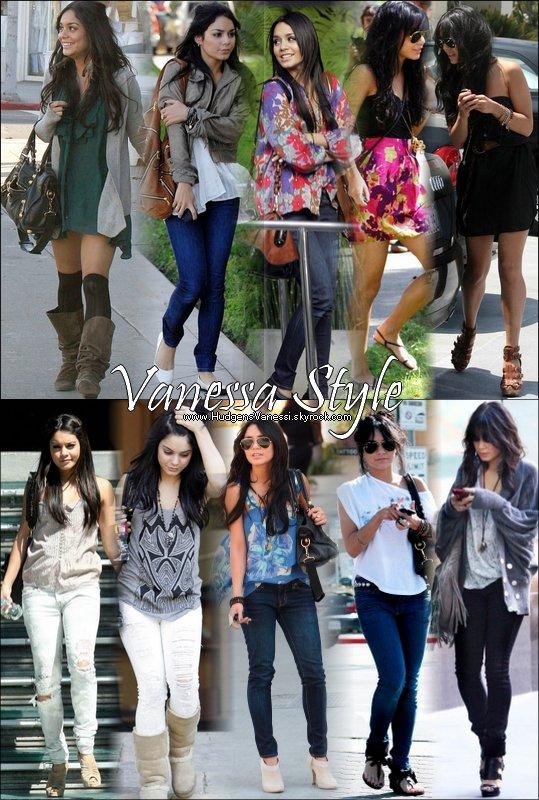 Look  HUDGENSVANESSI.SKYBLOG.COM  Les plus beaux looks de Nessa selon moiQuel est ton Look préféré ?      Ton avis ?