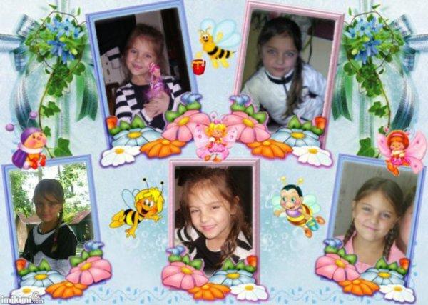 ma fille que j'aime