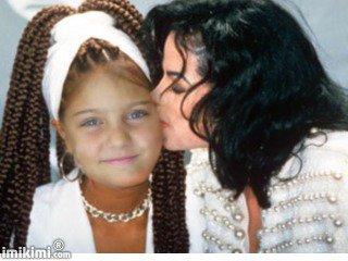 encore ma fille avec son idol