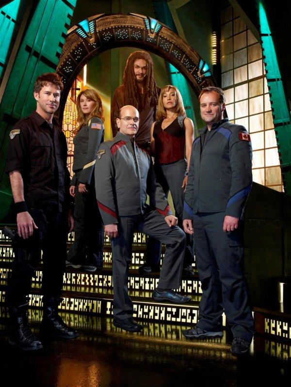 Stargate Atlantis Photoshoot