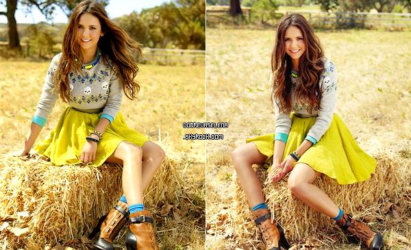 FLASHBACK / Photoshoot de Nina pour Seventeen / Vos Avis ? ♥