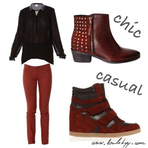 les boots....! #Clara.L