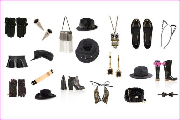 les accessoires! #Clara.L