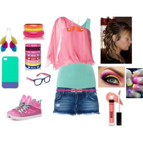 Restez Cute avec de différente...Style!? *0* :p #Clara.L #Rachel.c
