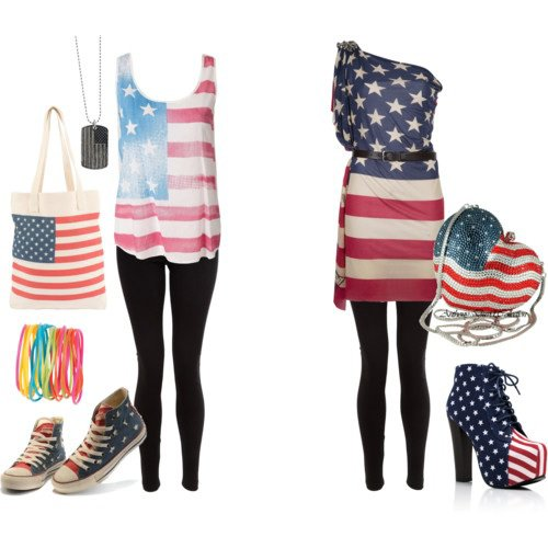 American style! #Clara.L