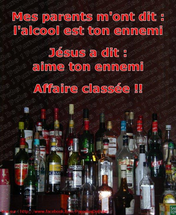 alcool ennemi