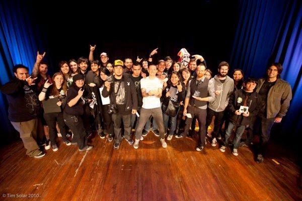 Concert à Buenos Aires le 07/10