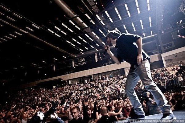 Concert à Herning le 30/10/2010