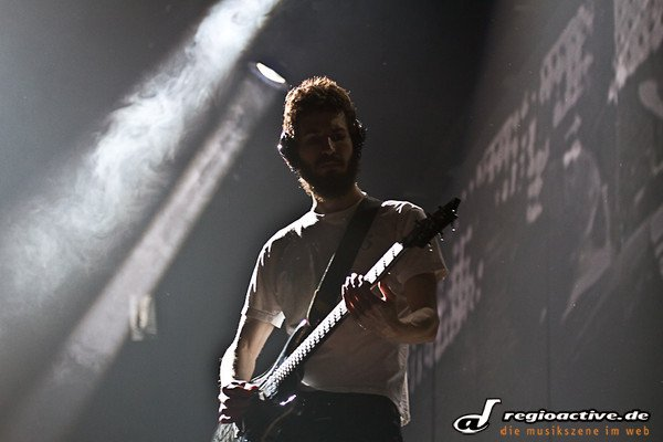 Concert à Francfort le 02/11/2010