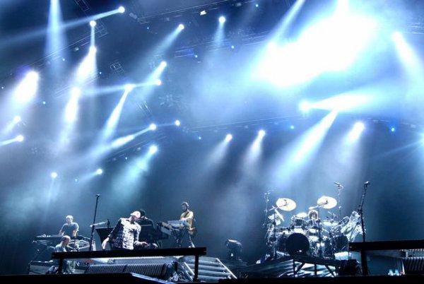 Concert à Abu Dhabi le 13/11/2010
