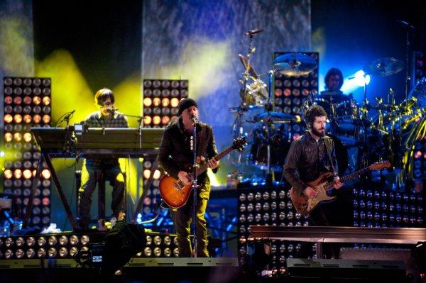 Vidéos HD du concert de Madrid le 07/11/2010