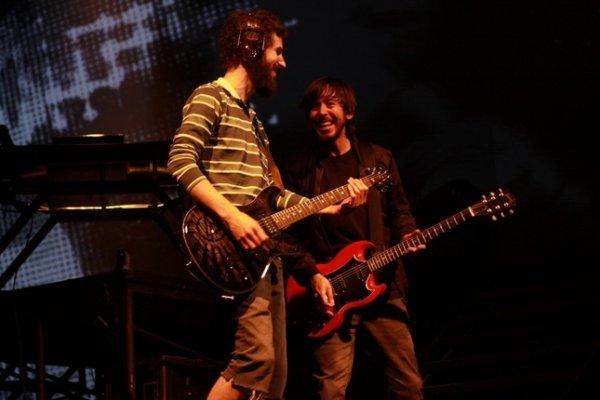 Concert à Canberra le 16/12/2010