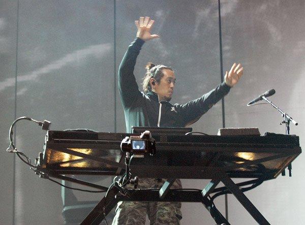 Concert à Atlanta le 23/01/2011