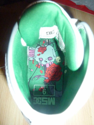 "DC Shoes ""MSDC Xander"" A VENDRE !!!"