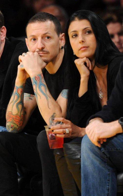 Chester et Talinda hier