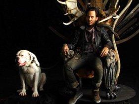 Photo de Mike dans le clip Iridescent