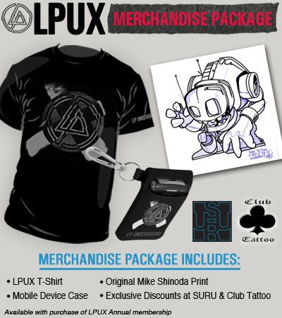 Pack LPUX
