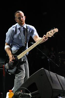 Concert à Irvine [KROQ Weenie Roast] le 04/06/2011