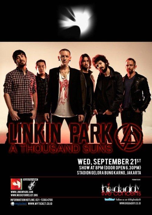 Nouvelle date : 21/09 à Jakarta, Indonésie