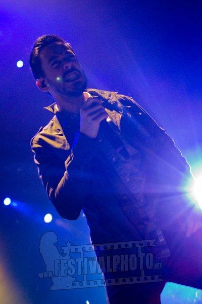 Concert à Stockholm le 14/06/2011