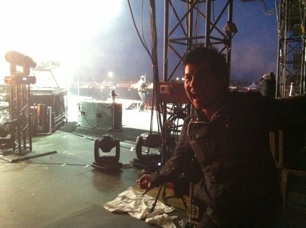 Photos de Ryan au concert de LP ce soir