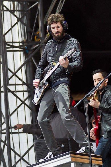 Concert à Oberursel, Allemagne [Projekt Revolution] le 19/06/2011