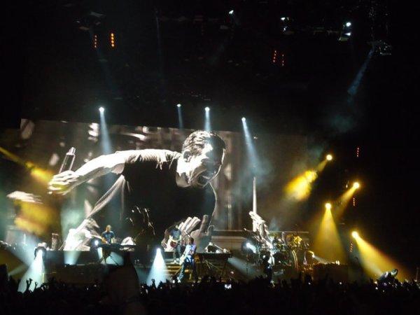 Concert à Hambourg le 21/06/2011