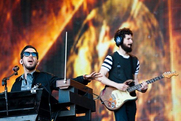Concert à Moscou le 23/06/2011