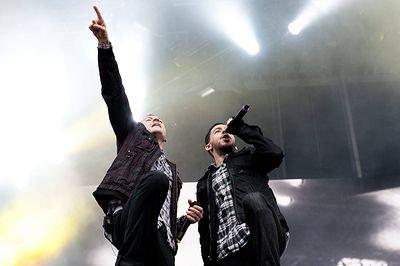Concert à Munich, Allemagne [Projekt Revolution] le 25/06/2011