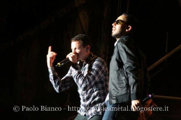 Concert à Imola, Italie [Sonisphère Festival] le 26/06/2011