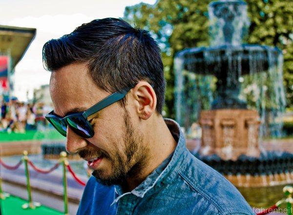 Interview de Chester + Article de Mike