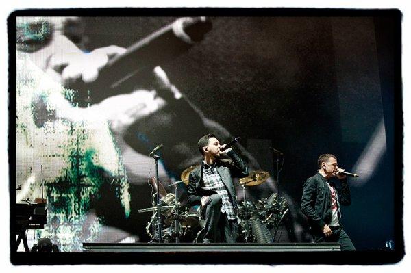 Concert à Werchter, Belgique [Rock Werchter Festival] le 30/06/2011