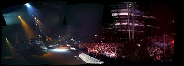Concert à Hong Kong le 06/09/2011