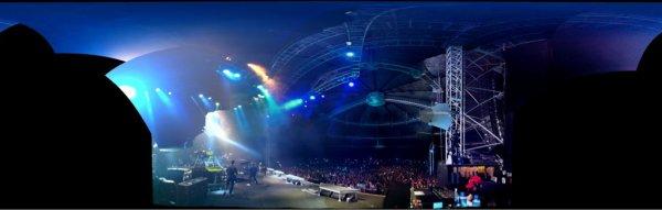 Concert à Séoul le 08/09/2011