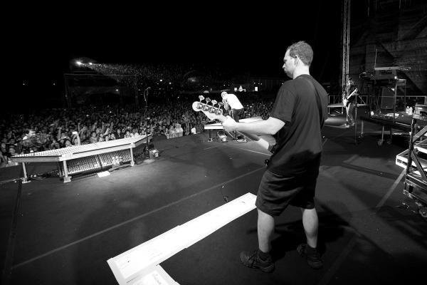 Concert à Bangkok le 23/09/2011