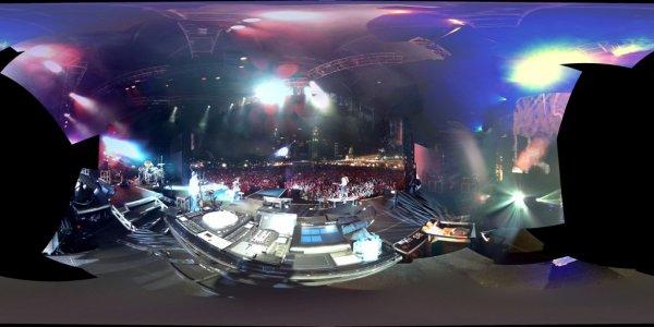 Concert à Singapoure (F1) le 25/09/2011