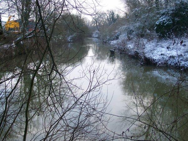 repérage en rivière