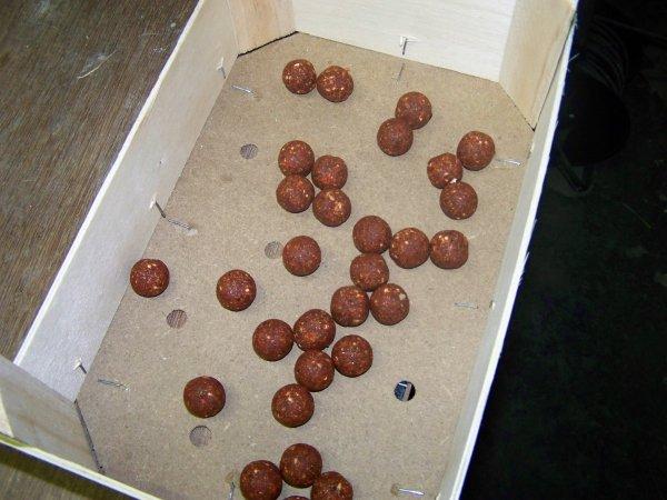 roulage de bouillette le 02-02-13