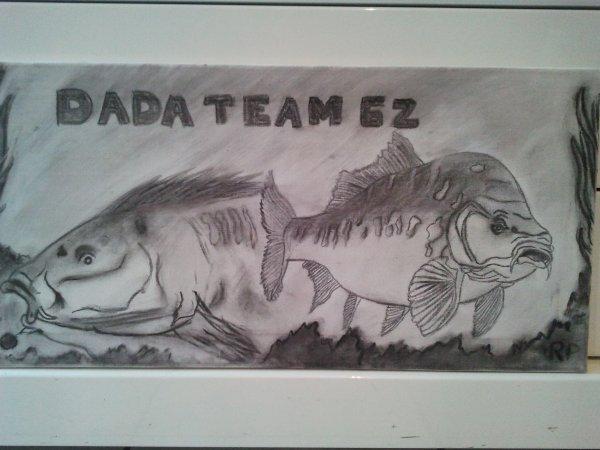 Jolie dessin pour la dadateam62