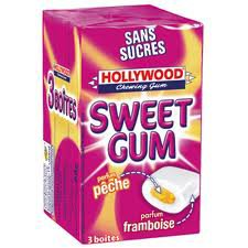 - Règle N°1 : Ne jamais sortir son paquet de chewing-gum en publique.