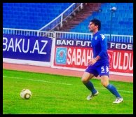 ■  Bakou - Turan :  » La feuille de match