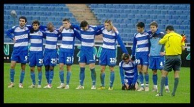 ■ [NBC Bank Azerbaijan cup - 8ème de Finale] Bakou - Mugan :  » La feuille de match
