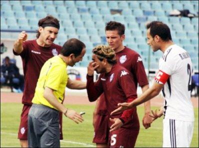 ■  Neftchi - Bakou :  » La feuille de match