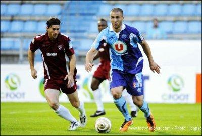 ■ [CDL - 1er tour] Le Havre - FC Metz :  » la feuille de match