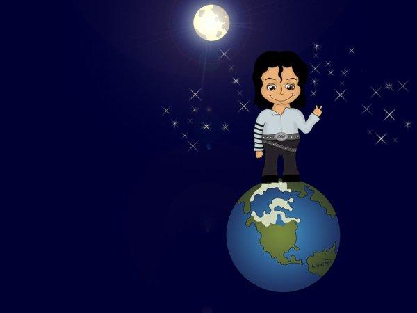 MICHAEL JACKSON-PLANETE EARTH