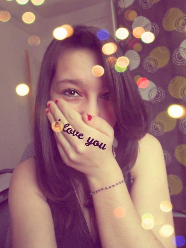 je t'aime...chutt c'est un secret ^^